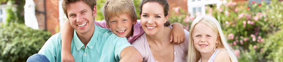 Who Can Join a Credit Union - Image of a family that is part of a credit union