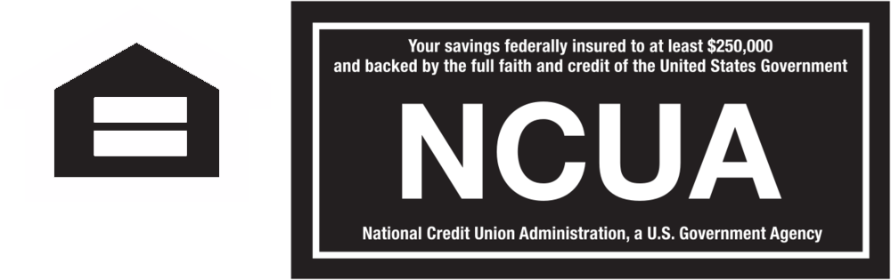 EHO and National Credit Union Member Logo