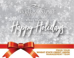 Wheat State Credit Union Winter Newsletter